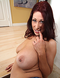 Saucy Milf Smothers Thick Cock