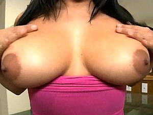 Michelle Rica Loves Self Sucking Her Nipples to Tease Guys