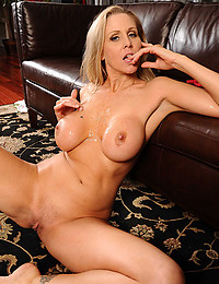 Beautiful Blond Cougar Still Horny