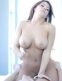 Pretty Seductress Fucked Deep And Hard