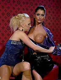 Filming her orgasm