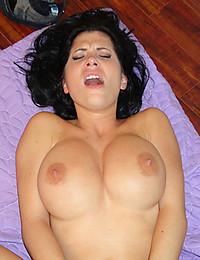 Happy big tits suck and fuck