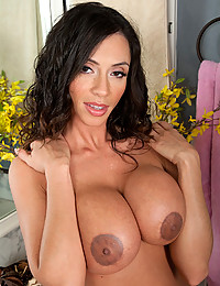 Naughty mom is busty