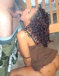 Horn dog girlfriend in porn