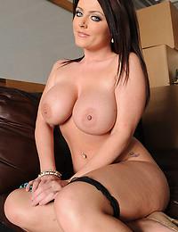 Blue Eyed Beauty Sophie Dee Strips