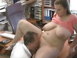 Amateur Couple Fuck In Office