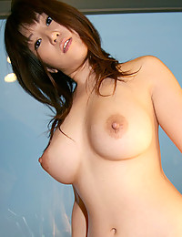Big natural Japanese tits