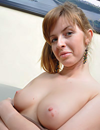Kristina strips for Nude Dolls in Magnetic.