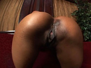 Porn Pros Network - Watching Kapri's PHAT ASS shake and bounce while she is getting a hard cock shoved up in her ass is amazing! She gets it rough and hard when a gangsta barges into the office where she's working at and takes her by force! Of course she