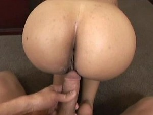 Diamond Hall Gets Her Big Juicy Ass Bathed In Hot Spunk