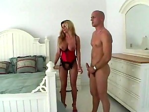 Hot MILFs Talk About Their Careers While They Wash Cum From Their Jugs