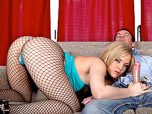 Big ass blonde star fucked hard