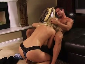 Bonerific Celebrity Brandin Rackley Gets Fucked Wearing Sexy Panties