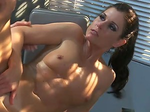 Vigorously Hot India Summer Gets A Hardcore Pounding At The Gym