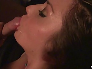 Big Titted Sluts Dynasty and Lexxi Silver Go Wild At a Group Sex Party