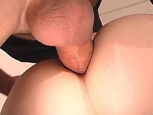 Redhead Sexcretary Fucks her Boss