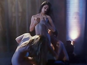 Lots Of Hot Babes Having Sex Totally Naked In a Bonerific Movie Scene