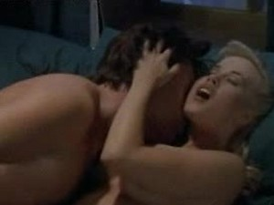 Busty Blonde Babe Yvette Tyler Fucks With Great Passion