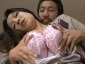 Mature Ayane Asakura Gets Her Hairy Pussy Fucked and Creampied