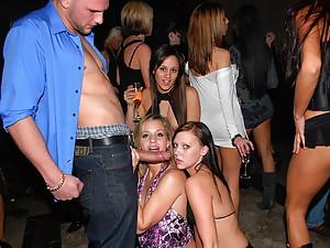 Shaye Visits Hardcore Drunk Party