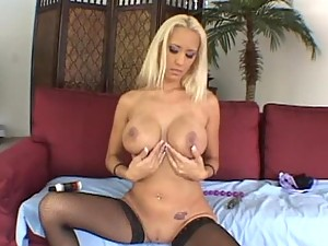 Trina Michaels Anal Fucked and Facial