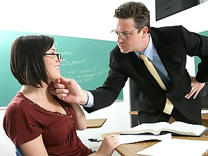 Adorable Brooke Adams Fucked By Teacher