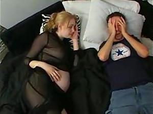 Sexsohbet.com Pregnant Victoria Haze Banged In Doggy