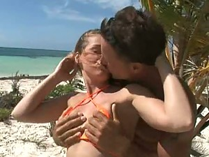 Kathy Campbel Gets Fucked Hard Seaside