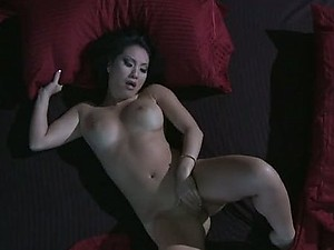 Insanely Hot Lesbian Action With Asa Akira and Zoe Voss